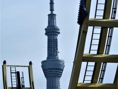 浅草3/4 新鮮な視点 (スカイツリー・ビューホテル・・) ☆意外な気づき/面白さ
