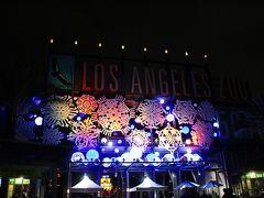 ぴこたび年の瀬ロサンゼルス2016☆〜【11】雨のLA Zoo Lights