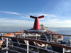 カーニバル クルーズ ④  Fun Day at  Sea!