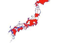 【進行中 2018/8/12更新】日本全国の市町村をめぐる旅 目標=生きている間に達成