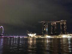 シンガポール母娘旅行① チャイナタウン・リバークルーズ・リトルインディア