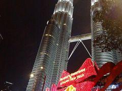 クリスマス休暇をとってマレーシアへ