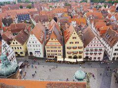 南ドイツとオーストリア周遊旅行2 ハイデルベルクとロマンチック街道
