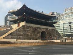 特典航空券でソウル旅行