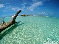 トラック諸島の無人島へ行こう~Paradise Is.編~