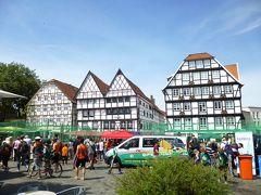 ドイツの春:北方二州・25 ハンザ同盟の町Soestゾーストを訪れた