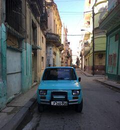 2016 ハバナ2<クラシックカー・タクシー>