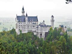 南ドイツとオーストリア周遊個人旅行3 ノイシュバンシュタイン城とミュンヘン