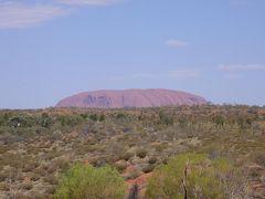 エアーズロックとケアンズ オーストラリア5日間の旅(1) エアーズロック