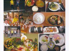 日本一周・歩き旅 食事468食 食べて食べても痩せて行く