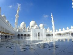 2016 UAEドライブ3 〈アラビアの宝石 アブダビのモスクは超ゴージャス!〉