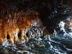 和歌山市から南紀白浜への途中下車旅(四日目・完)~南紀白浜は和歌山市からでさえ遥かに遠いのに、やっぱりどこか関西の匂い。輝く白さの白良浜に黒潮洗う三段壁、歴史ある白浜温泉もエクセレントな一級品です~