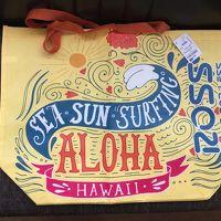 タダ飛びした正月ハワイも終わり