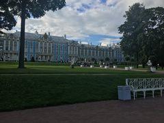 ロシア2大都市での夏休み Ⅰ