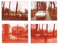 セピア色の思い出:冬のミュンスター 1976・77年の年末・年始の旅