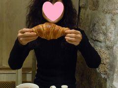 クリスマスのパリを歩く⑤パリの朝食