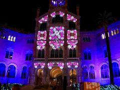 ?度めのバルセロナ、世紀末建築どっぷりの旅<3>~バルセロナが急に本気出した大晦日