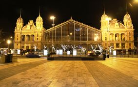 ヒルトン ブダペスト シティ(Hilton Budapest City)に泊ってブダペスト西駅散策