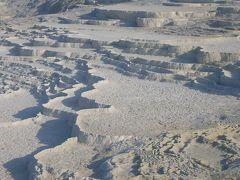 トルコ8日間の旅(2) ヒエラポリスとパムッカレの石灰棚