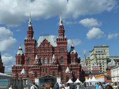 ロシア2大都市での夏休み Ⅱ
