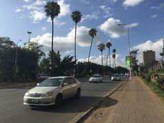ナイロビ街歩き&初Uber&ナイロビ/モンバサ・ケニア航空搭乗記