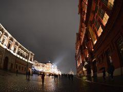 春のモスクワ