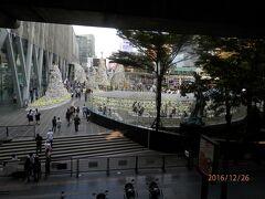 bkk5回26月曜2午後チットロムのデパート群はショッピングよりもいつも街歩き