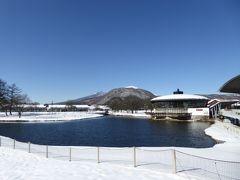 冬の優雅な軽井沢バカンス♪ Vol.1(第1日目) ☆新幹線で軽井沢へ♪白と青のショッピングプラザ♪