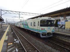 常磐線復旧区間とその周辺に行ってきた【その4】 阿武隈急行で福島駅へ