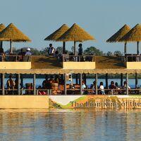 普通の旅に飽きたら....やっぱ、アフリカ ....ザンベジ川に浮かぶお船いろいろ編 #6(ジンバブエ/アフリカ)