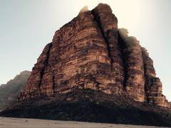 中東・ヨルダン旅行、3-3、世界遺産:ワディラムの遊び方とドバイ1日旅