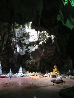 カオ・ルアン洞窟目指してペッチャブリーにGOでござる。往路マハチャイ&メイクローン寄り道編