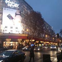 正月のパリ3日間 散歩