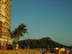 ≪ ALOHA♪ DVCメンバーになってアウラニで過ごした初めてのハワイ Vol.6 ≫ ~ 3日目後半 夕日にたそがれて・・・ ~