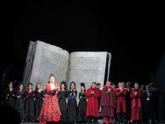 ロシア・南ドイツ 観劇の旅 ⑧ St. Petersburg3日目  マリインスキ-劇場