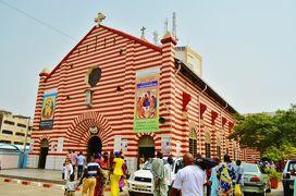 西・中・東部アフリカ10か国を巡る旅-04ベナンの経済都市、コトヌーを散策