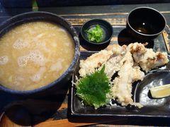 冬の京都はグルメの街。グルメ三昧はまず,うどんから。いつものところでおいしく,おいしく。。。