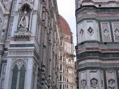 冬のフィレンツェの大聖堂(2011年)