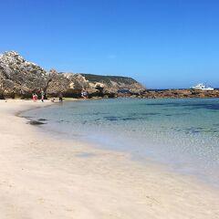 カンガルー島→アデレード夫婦旅行 5日目(Stokes Bay beach)