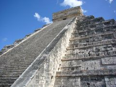 メキシコ7日間の旅(4) チチェンイッツァ遺跡
