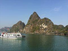 年末年始ベトナムに行って来ました。part 1 ハロン湾編
