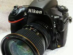 【NikonD810買いました】