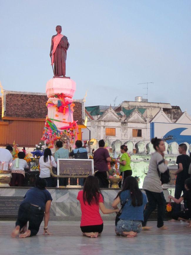 2017 タイ・コラート イサーンをバス移動でバンコクへぶらぶら歩き旅-3