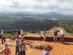 スリランカ旅行記②世界遺産シーギリヤロックで歴史と大自然に触れる旅!
