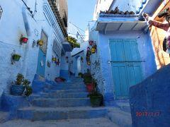 アフリカ モロッコ 6泊8日(シャウエン)