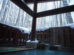 「雪の東北」で大人の休日(後半)。乳頭、竜飛で露天風呂