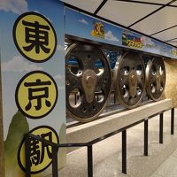 JR東日本 そうさ今こそ!DRAGON BALLスタンプラリー2017�山手線北側編〜東京駅と山手線北側スタンプ〜