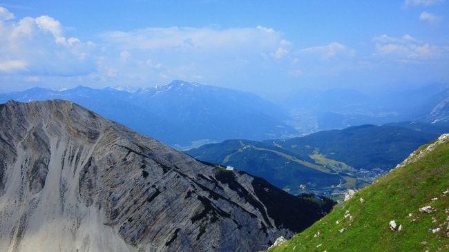 チロル・ドロミテのハイキング12日間①