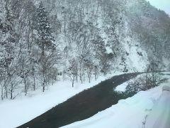 秋田は今日も雪だった。。