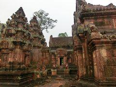 久しぶりのアジア タイ、カンボジア 個人旅行 カンボジア編②